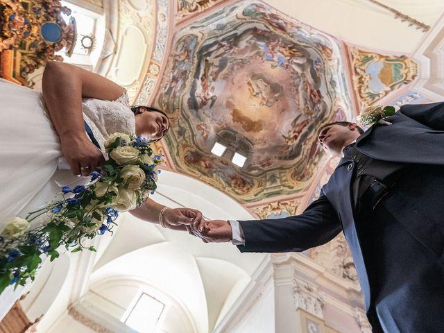 Il matrimonio di Daniele e Alessia a Gravedona, Como 49