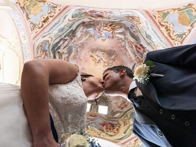 Il matrimonio di Daniele e Alessia a Gravedona, Como 50