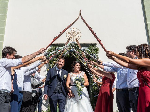 Il matrimonio di Daniele e Alessia a Gravedona, Como 51
