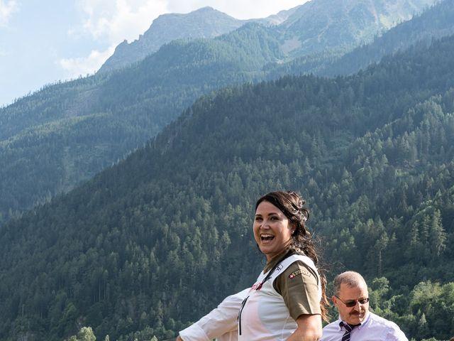 Il matrimonio di Daniele e Alessia a Gravedona, Como 58