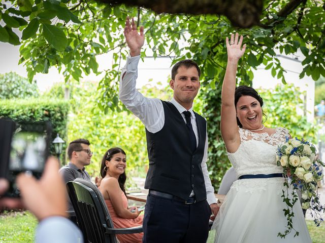 Il matrimonio di Daniele e Alessia a Gravedona, Como 76