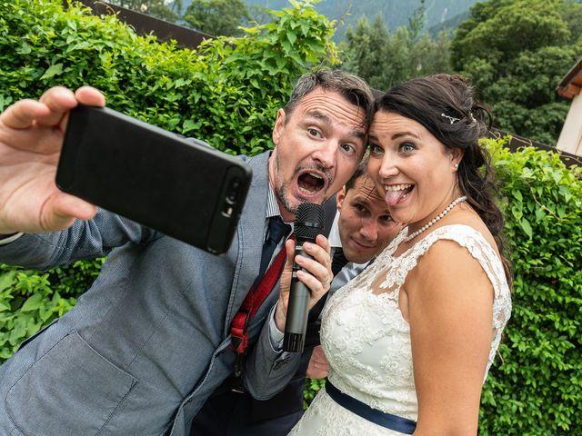 Il matrimonio di Daniele e Alessia a Gravedona, Como 79