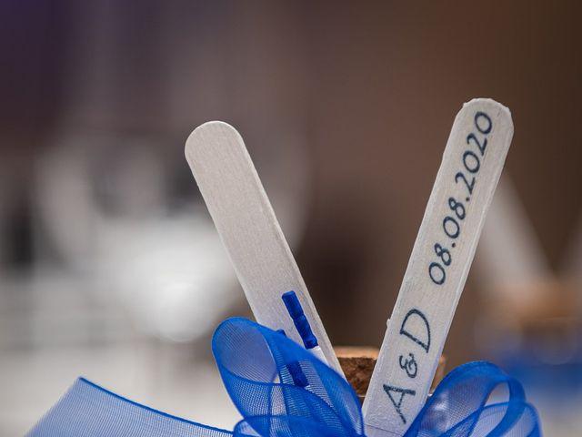 Il matrimonio di Daniele e Alessia a Gravedona, Como 80