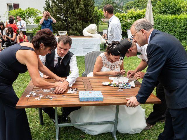 Il matrimonio di Daniele e Alessia a Gravedona, Como 84