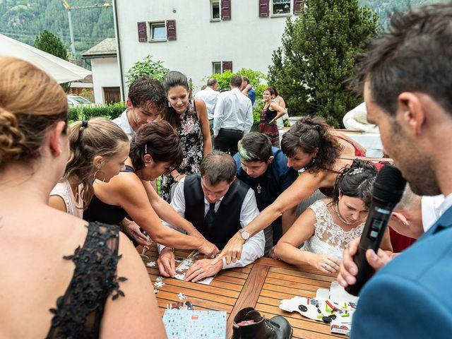 Il matrimonio di Daniele e Alessia a Gravedona, Como 86