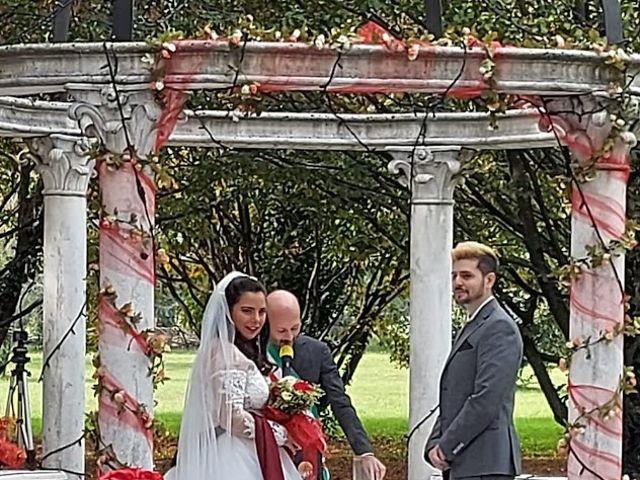 Il matrimonio di Federico e Francesca a Misano di Gera d'Adda, Bergamo 1