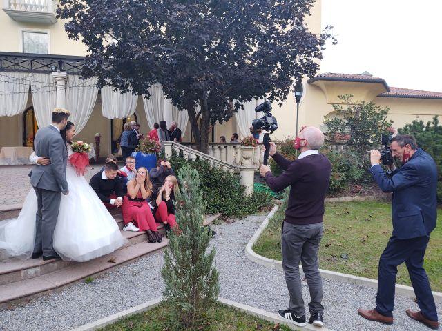 Il matrimonio di Federico e Francesca a Misano di Gera d'Adda, Bergamo 6
