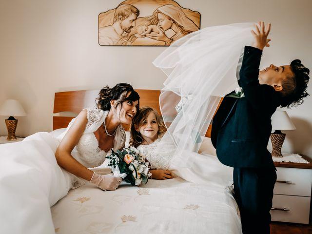 Il matrimonio di Ilenia e Marco a Montemarciano, Ancona 20