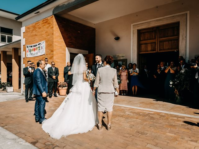 Il matrimonio di Ilenia e Marco a Montemarciano, Ancona 24