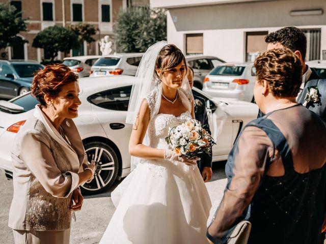 Il matrimonio di Ilenia e Marco a Montemarciano, Ancona 25