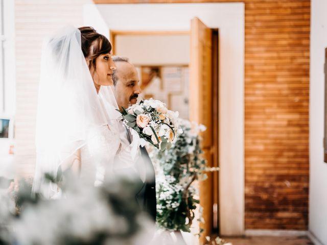 Il matrimonio di Ilenia e Marco a Montemarciano, Ancona 26