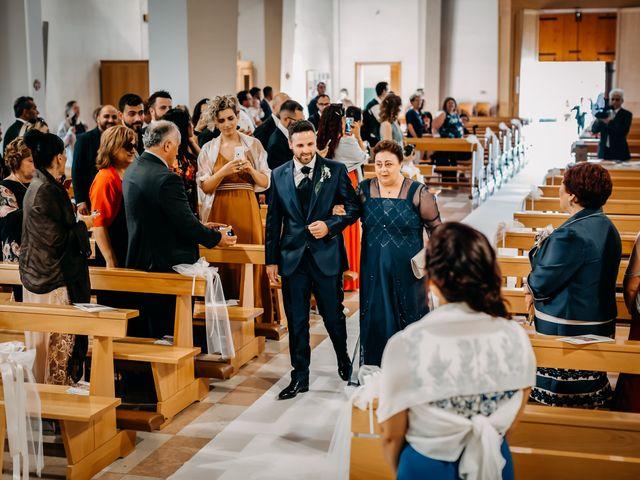 Il matrimonio di Ilenia e Marco a Montemarciano, Ancona 27