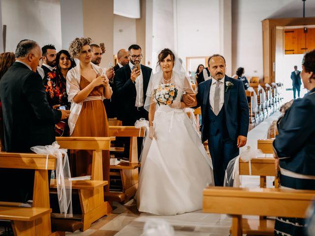 Il matrimonio di Ilenia e Marco a Montemarciano, Ancona 28