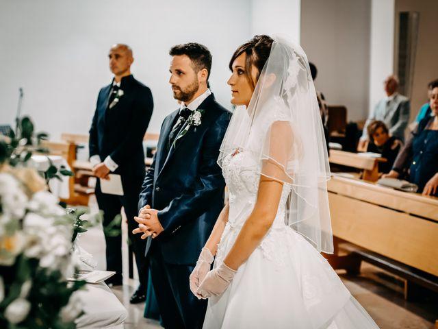 Il matrimonio di Ilenia e Marco a Montemarciano, Ancona 29