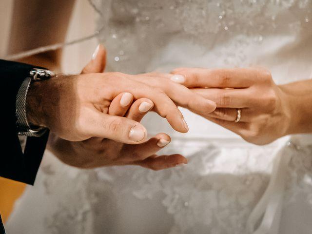 Il matrimonio di Ilenia e Marco a Montemarciano, Ancona 33