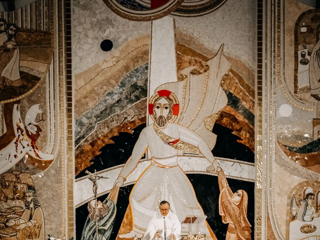 Il matrimonio di Ilenia e Marco a Montemarciano, Ancona 34