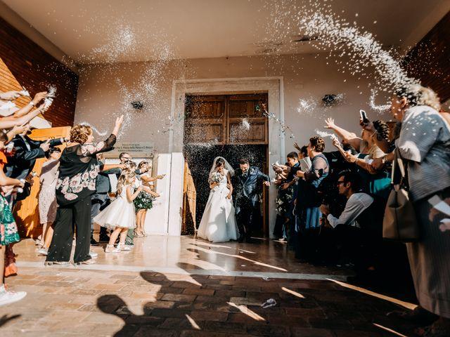 Il matrimonio di Ilenia e Marco a Montemarciano, Ancona 38