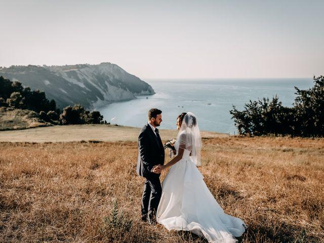 Il matrimonio di Ilenia e Marco a Montemarciano, Ancona 1