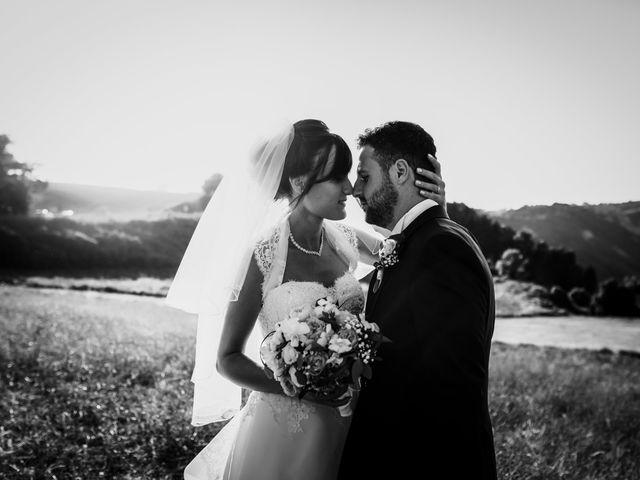 Il matrimonio di Ilenia e Marco a Montemarciano, Ancona 40