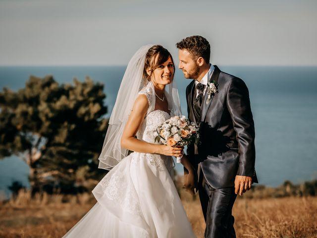 Il matrimonio di Ilenia e Marco a Montemarciano, Ancona 41