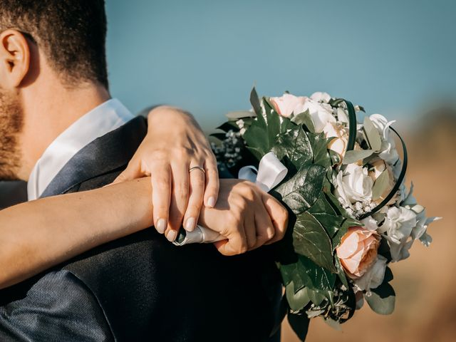 Il matrimonio di Ilenia e Marco a Montemarciano, Ancona 43