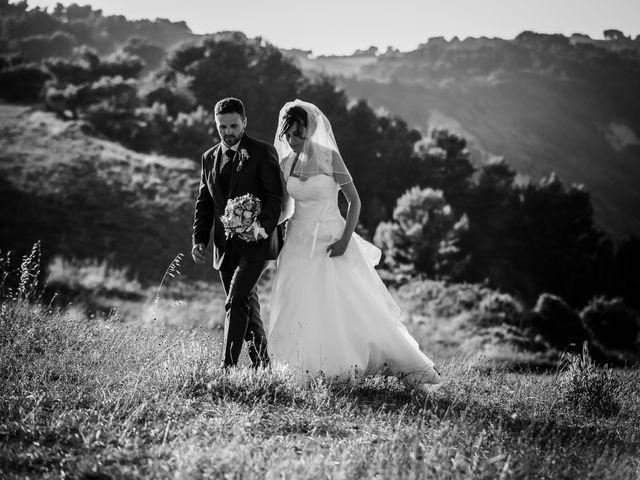 Il matrimonio di Ilenia e Marco a Montemarciano, Ancona 44
