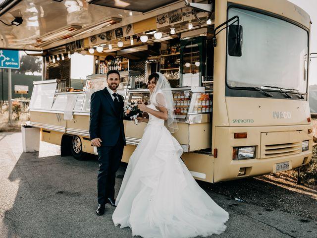 Il matrimonio di Ilenia e Marco a Montemarciano, Ancona 45