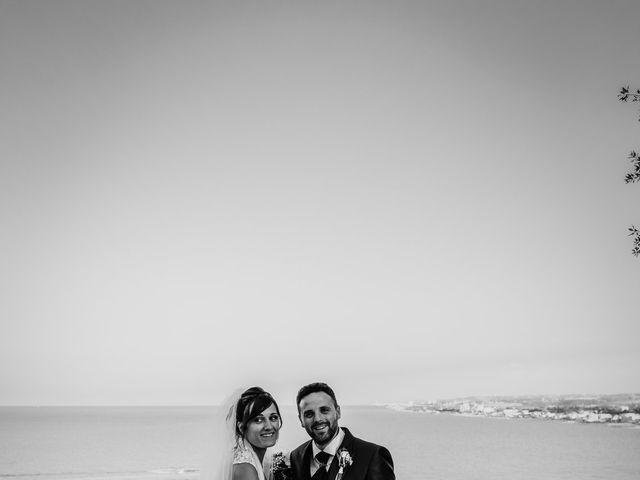Il matrimonio di Ilenia e Marco a Montemarciano, Ancona 47