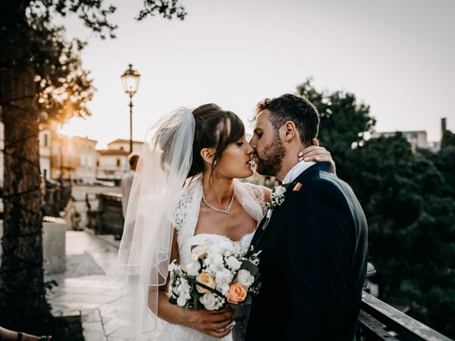 Il matrimonio di Ilenia e Marco a Montemarciano, Ancona 49