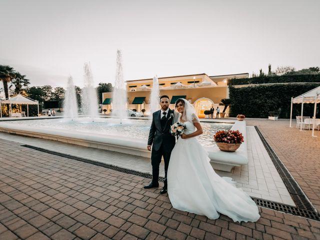 Il matrimonio di Ilenia e Marco a Montemarciano, Ancona 52