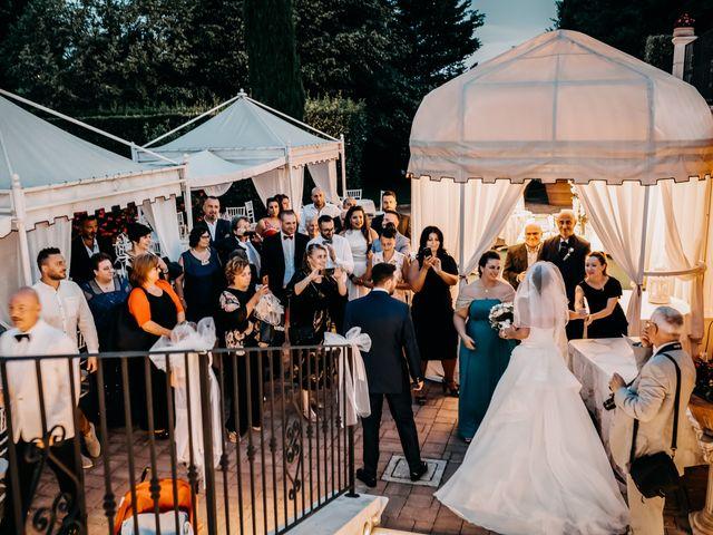 Il matrimonio di Ilenia e Marco a Montemarciano, Ancona 54