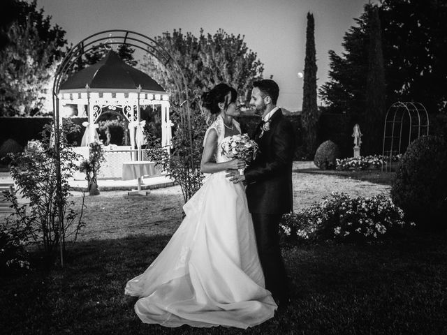 Il matrimonio di Ilenia e Marco a Montemarciano, Ancona 57