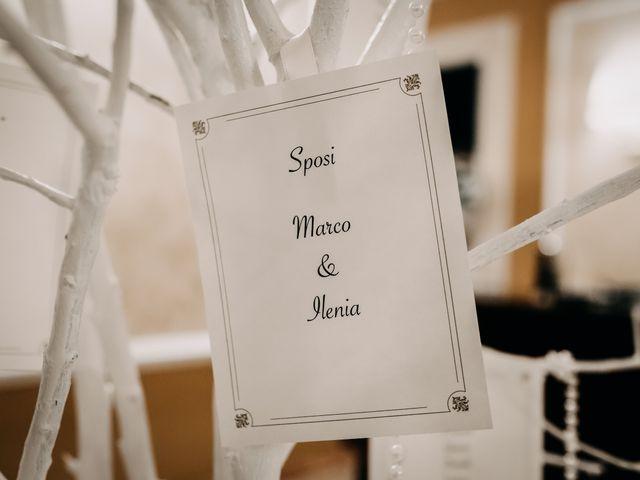 Il matrimonio di Ilenia e Marco a Montemarciano, Ancona 60