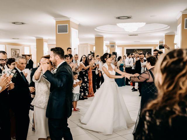 Il matrimonio di Ilenia e Marco a Montemarciano, Ancona 63