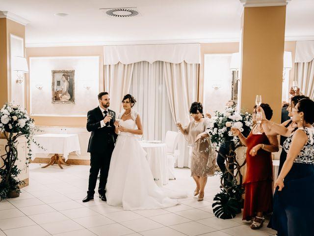 Il matrimonio di Ilenia e Marco a Montemarciano, Ancona 65