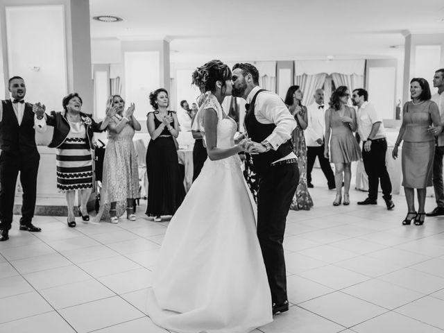 Il matrimonio di Ilenia e Marco a Montemarciano, Ancona 67