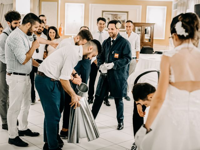 Il matrimonio di Ilenia e Marco a Montemarciano, Ancona 69