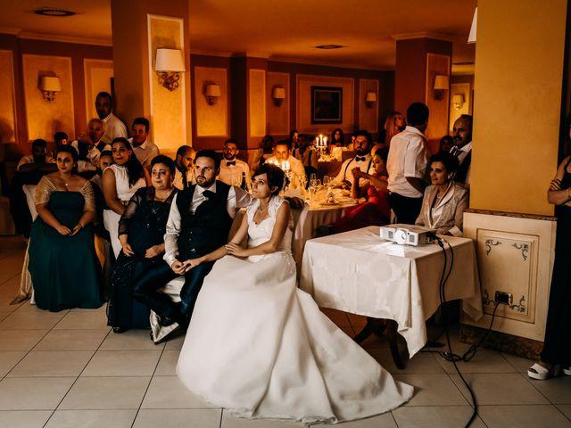 Il matrimonio di Ilenia e Marco a Montemarciano, Ancona 75