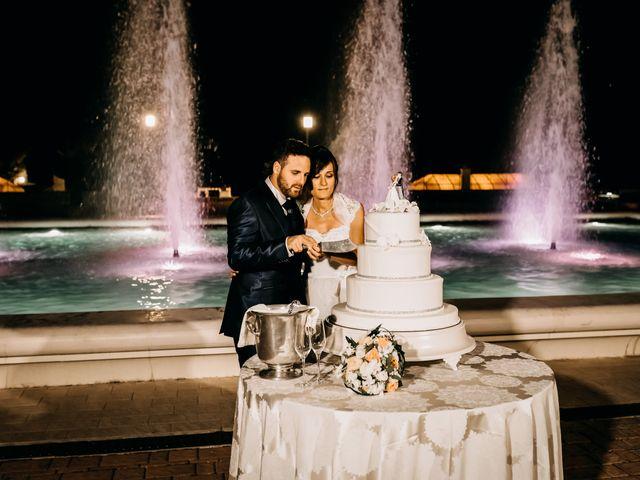 Il matrimonio di Ilenia e Marco a Montemarciano, Ancona 77