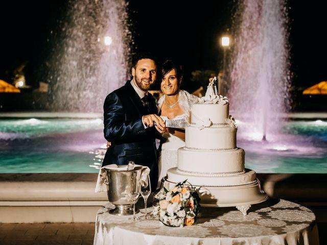 Il matrimonio di Ilenia e Marco a Montemarciano, Ancona 78