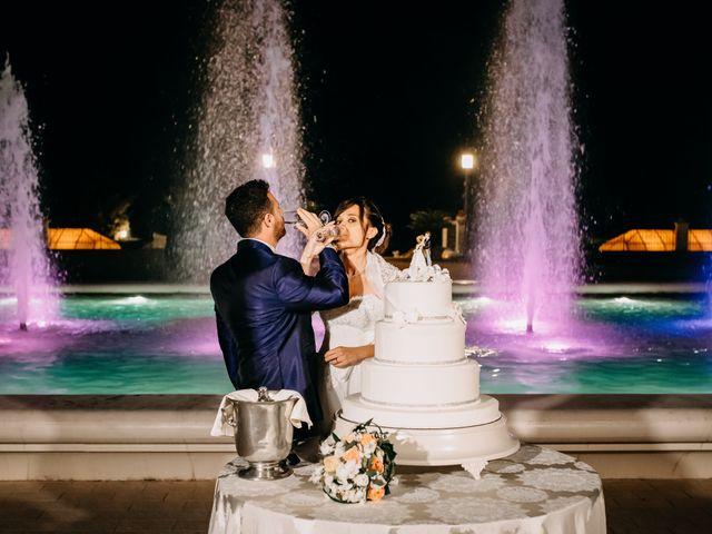 Il matrimonio di Ilenia e Marco a Montemarciano, Ancona 79