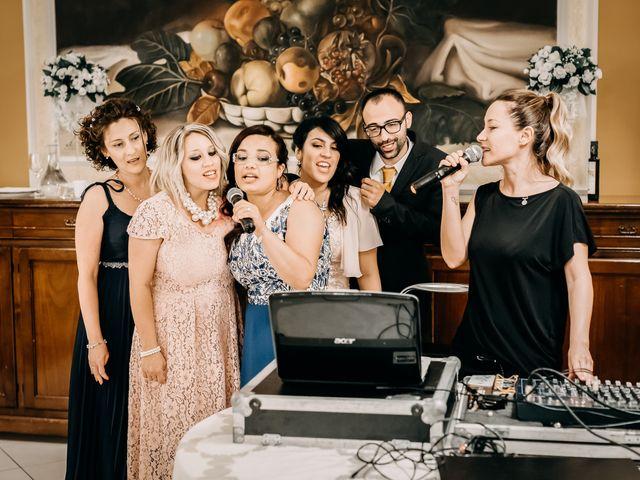 Il matrimonio di Ilenia e Marco a Montemarciano, Ancona 85