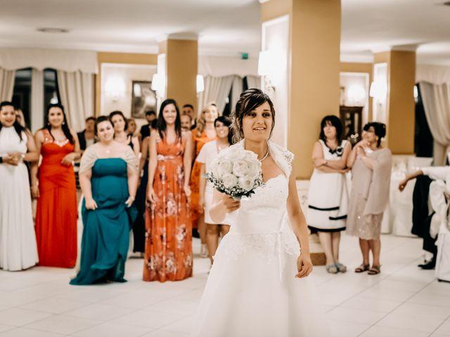 Il matrimonio di Ilenia e Marco a Montemarciano, Ancona 86