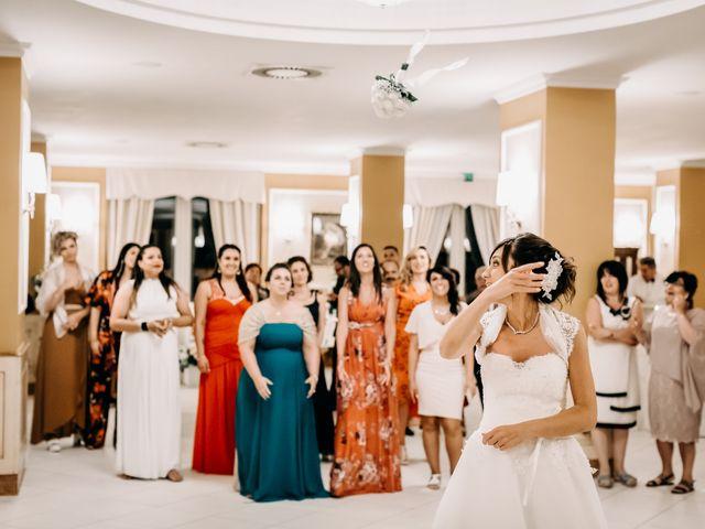Il matrimonio di Ilenia e Marco a Montemarciano, Ancona 87
