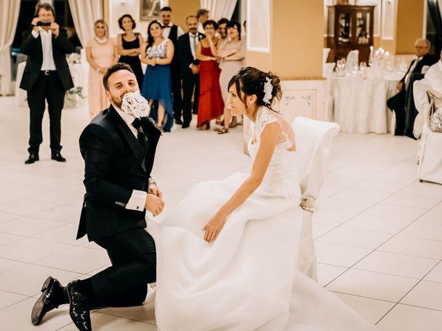 Il matrimonio di Ilenia e Marco a Montemarciano, Ancona 88