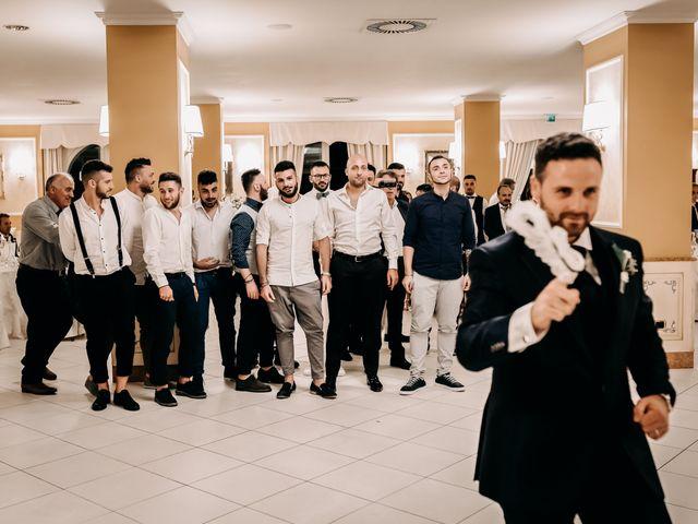 Il matrimonio di Ilenia e Marco a Montemarciano, Ancona 89