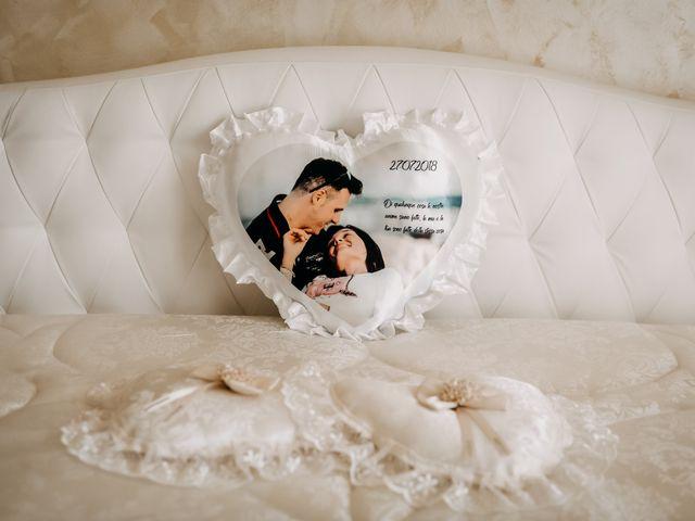 Il matrimonio di Ilenia e Marco a Montemarciano, Ancona 90