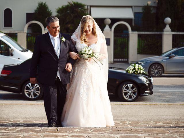 Il matrimonio di Denis e Silvia a Carbonera, Treviso 22