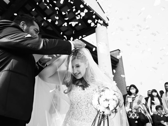 Il matrimonio di Denis e Silvia a Carbonera, Treviso 26