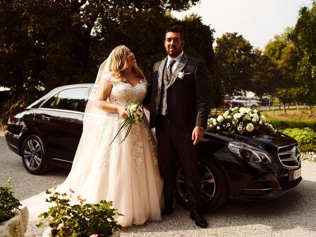Il matrimonio di Denis e Silvia a Carbonera, Treviso 27